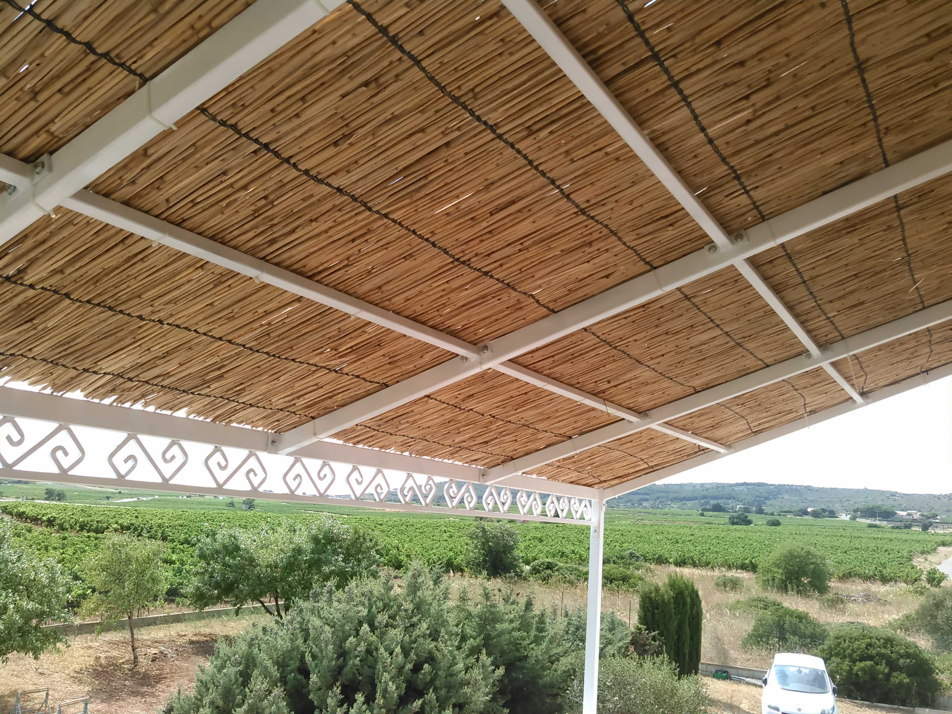 Stunning Paillasse Pour Pergola Contemporary - lalawgroup.us ...